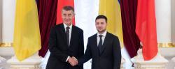 Премьер Чехии заявил о перезапуске отношений с Украиной