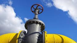 Газовые хранилища Украины заполнены на 69%