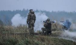 Боевики обстреливают позиции ВСУ из минометов и гранатометов