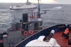 Украина обратилась к России по захваченным кораблям