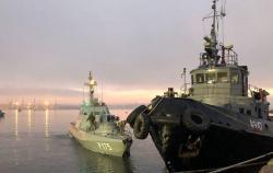 Россия вернет Украине корабли, захваченные в Керченском проливе