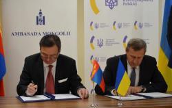 Украина подписала Соглашение о безвизовом режиме с Монголией