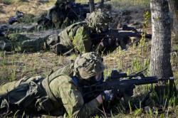 В Литве начались военные учения НАТО
