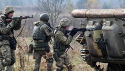 """Оккупанты за сутки 10 раз нарушили """"тишину"""" на Донбассе"""