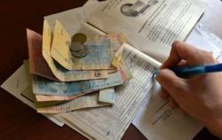Почти 15% украинцев тратят на коммуналку больше половины дохода семьи