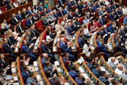 """Во фракции партии """"Слуга народа"""" сегодня стало на 2 нардепа меньше"""