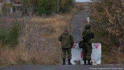 Разведение сил в Петровском Донецкой области Украины не состоится