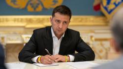 Зеленский подписал законопроект о судебной реформе