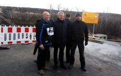 Делегация Финляндии посетила Станицу Луганскую
