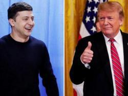 Дональд Трамп пригласил Владимира Зеленского в Вашингтон