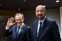 Дональд Туск передал полномочия новому президенту Европейского Совета