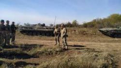 ООС: боевики 11 обстреливали украинских военных, затронули и район Золотого