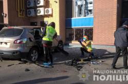 В Харькове взорвали авто местного адвоката