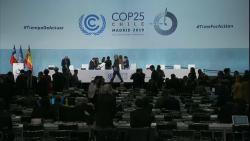 В Мадриде начала работу Конференция ООН по изменению климата