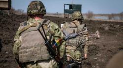 Боевики 17 раз обстреляли украинские позиции на Донбассе