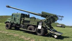 В Украине прошли испытания первой украинской системы вооружения стандарта НАТО