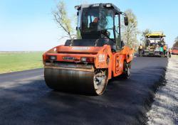На ремонт дорог добавили 1 миллиард гривень