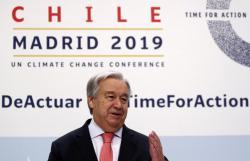 В Мадриде открывается Всемирный форум по вопросам климата