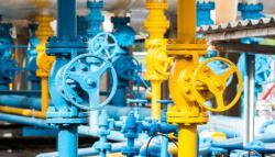 Запасы природного газа в украинских ПХГ сократились на 10,75%