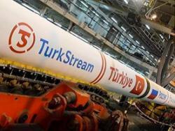 Газопровод Турецкий поток заработает в начале января