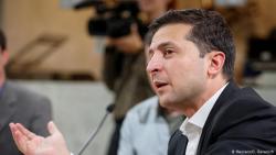 """Зеленский заявил, что не давал интервью телеканалу """"Россия"""""""