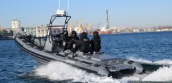 Морская охрана ГПСУ получила катера украинского производства