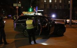 Полиция задержала подозреваемых в покушении на депутата Киевского облсовета Соболева
