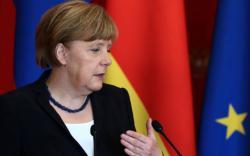 Меркель объяснила выдворение российских дипломатов из Германии