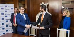 Украина и Молдавия подписали меморандум по поставкам газа