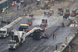 Движение по Шулявскому мосту планируют открыть в конце декабря
