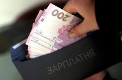 C начала года в Украине задолженность по зарплатам выросла на 40%