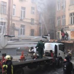 В Одессе количество пострадавших при пожаре увеличилось до 21 человека