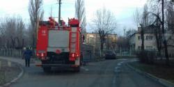 В Киеве произошел пожар на территории детского сада