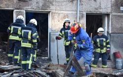 Пожар в колледже Одессы: количество погибших возросло