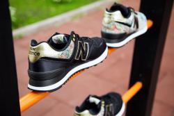 Женские кроссовки от New Balance – хороши с любой стороны