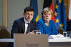 Украина никогда не уступит свою территорию и не позволит влиять на вектор своего движения и развития - Президент