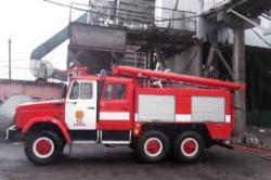 ГПУ просит Кабмин увеличить штрафы за нарушение требований пожарной безопасности