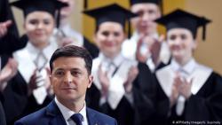 """Российское телевидение прекратило показ украинского сериала """"Слуга народа"""""""