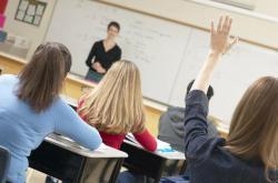 Украина вошла в группу стран, экономящих на обучении молодежи