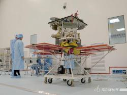 В Украине собрали космический спутник дистанционного зондирования Земли
