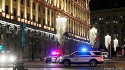 Стрельба в центре Москвы у здания ФСБ на Лубянке