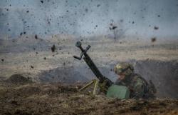 Боевики семь раз обстреляли украинские позиции на Донбассе