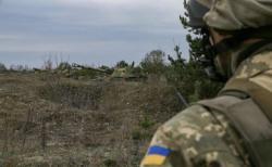 Штаб: в Донбассе зафиксирован один вражеский обстрел
