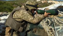 Боевики 14 раз нарушили режим прекращения огня - штаб