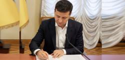 Владимир Зеленский подписал Избирательный кодекс Украины и ряд законов