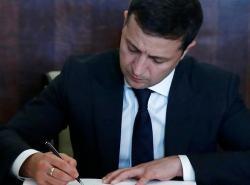Зеленский назначил послов в Китае, Молдове, Катаре и Иордании
