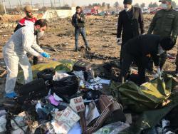 Франция будет участвовать в расследовании авиакатастрофы в Иране