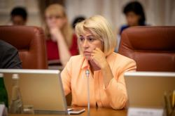 Комитет Рады рекомендует уволить Бабак с должности министра развития громад и территорий Украины