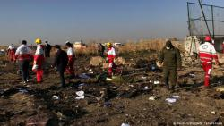 СНБО Украины ищет российский след в гибели украинского Boeing в Иране
