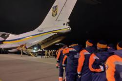Самолет с украинскими экспертами приземлился в Иране